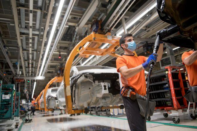 Alemania se mantiene como primer destino de los coches 'made in Spain'