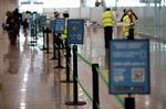 España exige desde hoy una PCR negativa para entrar por avión o barco