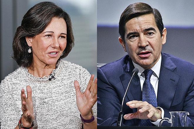 Santander y BBVA disparan su negocio de banca de inversión ante la crisis del...