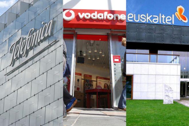 Esperando nuevas fusiones en el sector de las 'telecos'