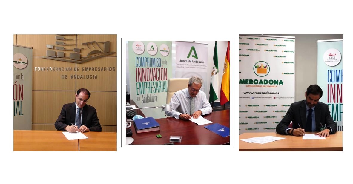 Respaldo público-privado a la innovación en Andalucía