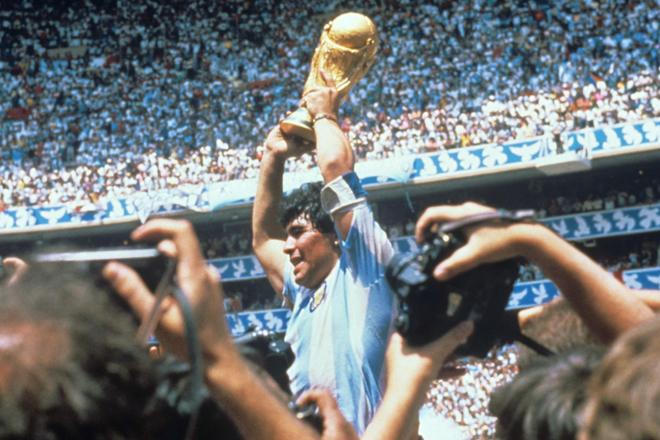 Maradona, la mano de Dios que inspiró a los bancos centrales