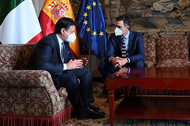 Europa y la España pedigüeña