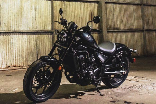 Rebel 1100: la Honda más rebelde llegará en primavera