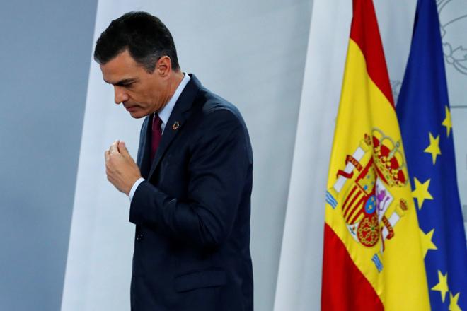 Sánchez regala un chivo expiatorio al nacionalismo