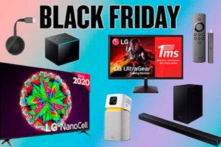 Los televisores y monitores con los mejores descuentos del Black Friday 2020