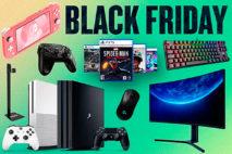 Black Friday 2020: las mejoras ofertas en videojuegos y productos de gaming
