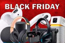 Black Friday 2020: las mejores ofertas en auriculares, altavoces y sonido