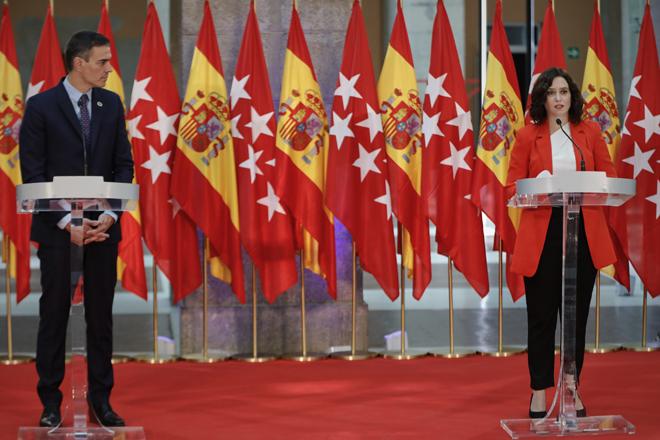 Guía para entender la ofensiva del Gobierno contra Madrid