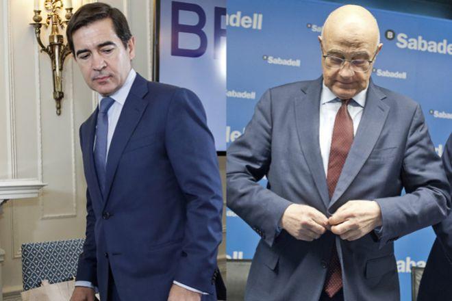 Así se rompieron las negociaciones entre BBVA y Sabadell