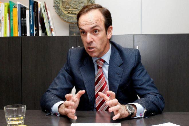 El director general de FIAB Mauricio García de Quevedo.
