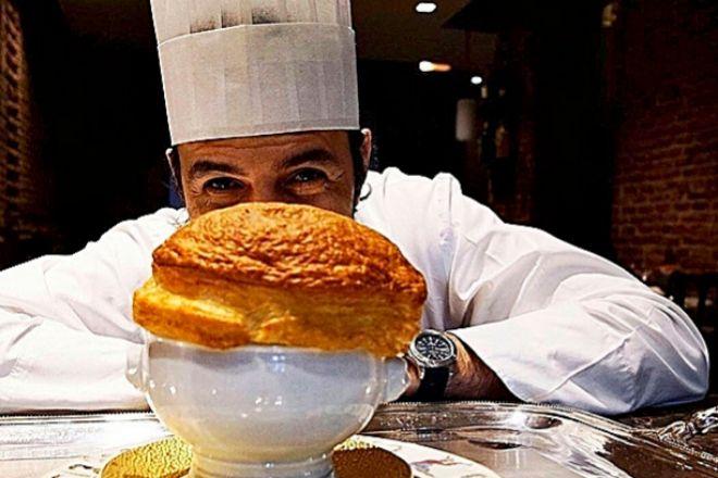 El chef colombiano Mario Valles ultima la mudanza de Narciso al Hotel Fénix Gran Meliá.