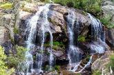 Comenzamos el listado con la cascada más alta de la Comunidad de...