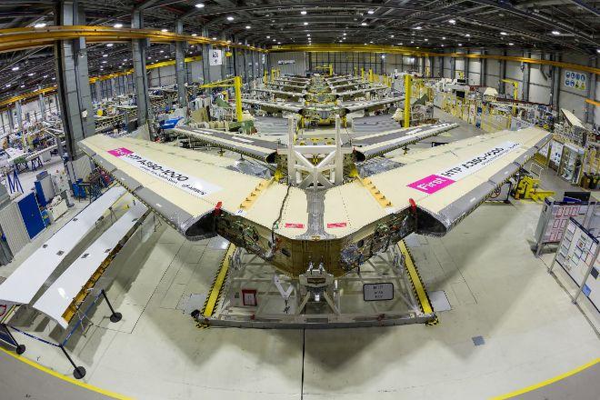 Los contratados por una ETT tienen derecho a la paga de beneficios de Airbus