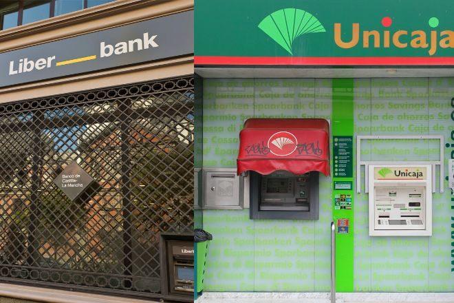 ¿Qué piden los supervisores a Unicaja y Liberbank para su fusión?