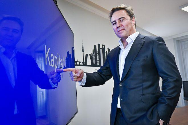Dimas Gimeno crea la firma de inversión Kapita y lanzará un fondo de hasta 100 millones de euros