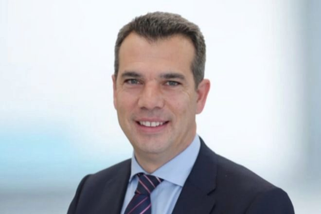 Jacobo Caller, nuevo CEO de Food Delivery Brands, antigua Telepizza.