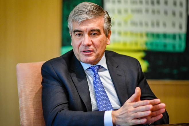 Francisco Reynés es presidente ejecutivo de Naturgy.
