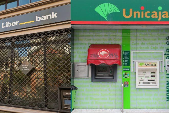 Unicaja y Liberbank perfilan la cúpula para contentar al BCE