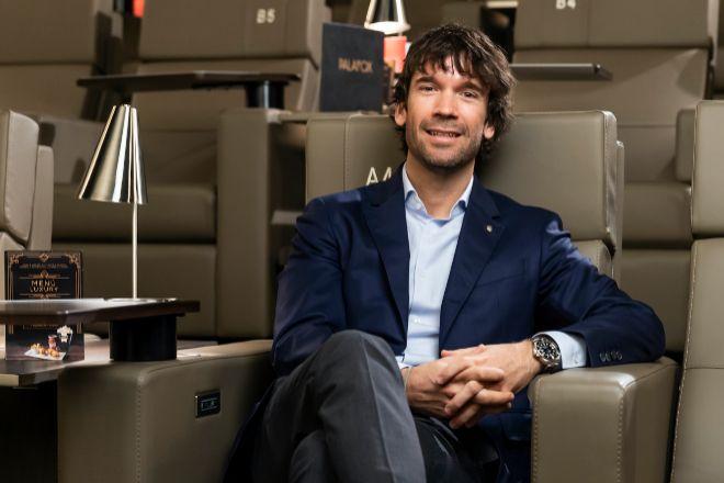 Fernando Évole es también vicepresidente de la Federación de Entidades de Empresarios de Cine de España.