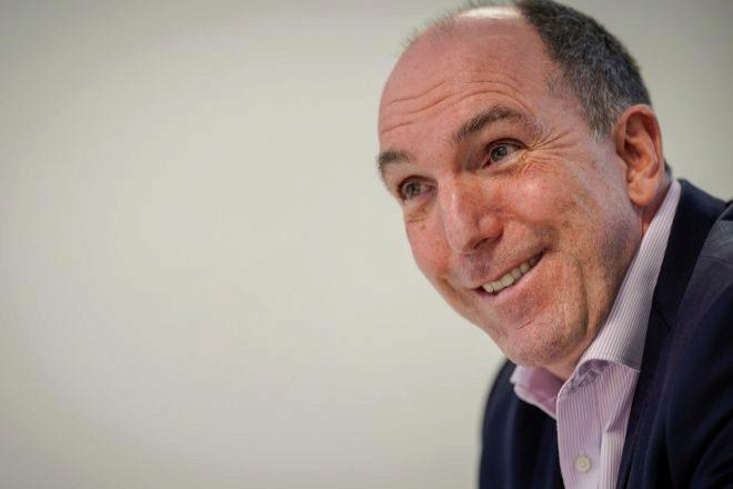 Stephan Ducharne, presidente ejecutivo de Dia.