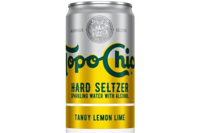 Topo Chico Hard Seltzer podrá adquirirse en España a partir de marzo.