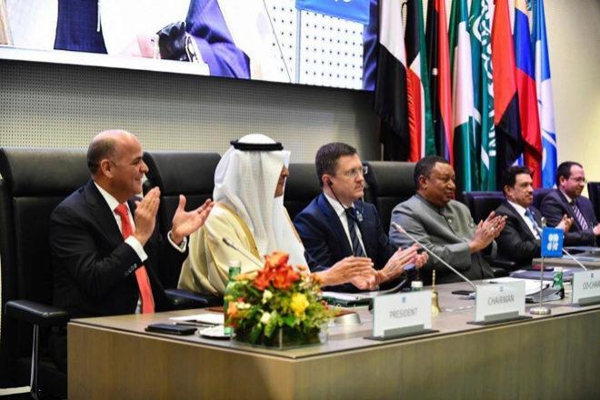 La OPEP abre en enero el grifo del petróleo