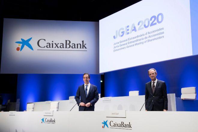 CaixaBank prevé rentabilizar el coste de la fusión con Bankia en tres años