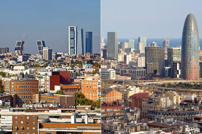 Hoy con Expansión, Guía de precios y rentabilidad de los pisos en Madrid y Barcelona, barrio a barrio