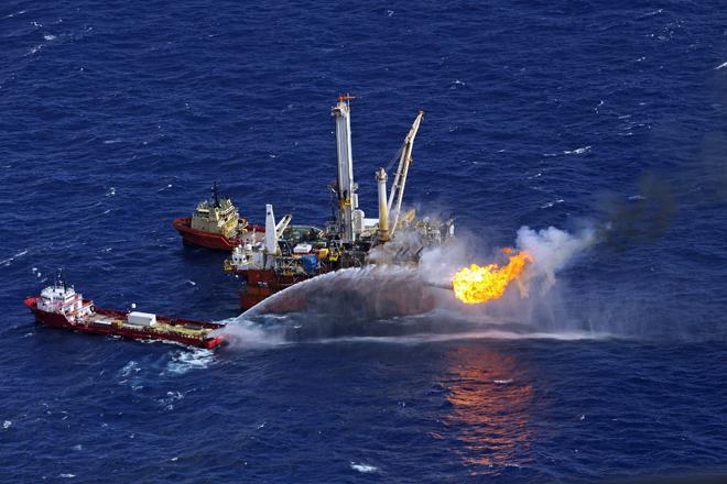El derrame en 2010 de la plataforma Deepwater de BP fue un duro golpe de imagen para todo el sector.