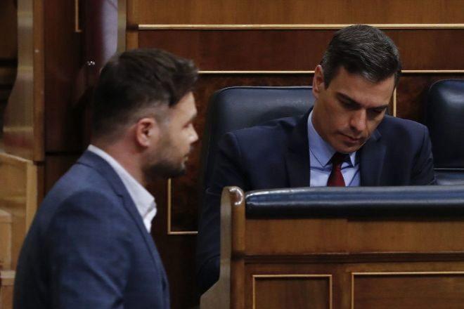 """Goldman Sachs dice que el Gobierno español """"ha atado su destino"""" a los nacionalistas"""