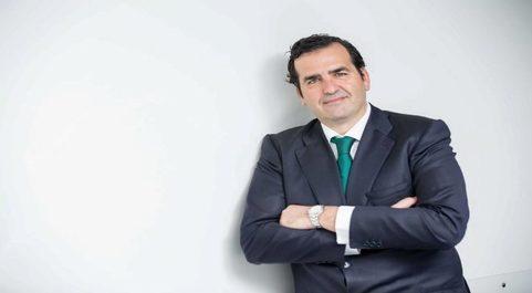 Gonzalo Usandizaga, presidente de Ventas Internacional de Micro Focus.