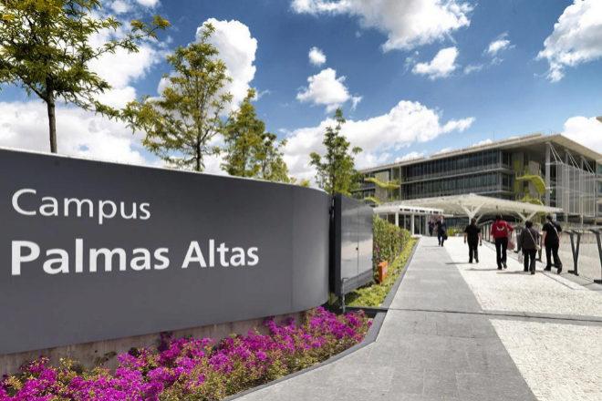 Imagen de la sede de Abengoa en Palmas Altas en Sevilla.