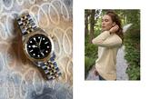 Este modelo se lanzó para celebrar los 60 años del reloj de...