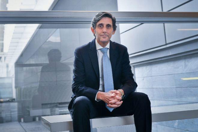 José María Alvarez-Pallete, presidente del grupo Telefónica.