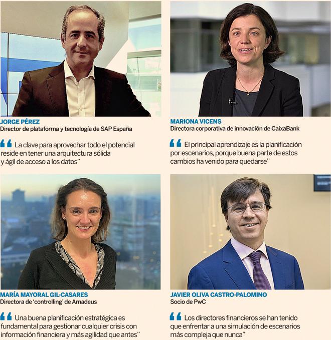 La tecnologa impulsa la sostenibilidad financiera de las compaas
