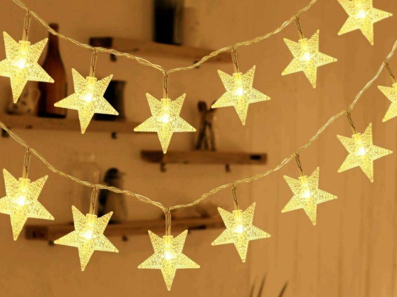 Las mejores luces de Navidad para crear un ambiente mágico en tu casa o fuera de ella