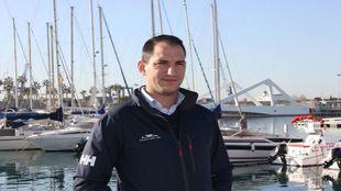 El nuevo director de VSB, Edu Gil Forteza.