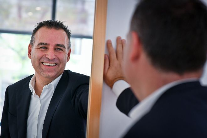 Raúl Martín, vicepresidente de electrónica de consumo de Samsung Electronics España.