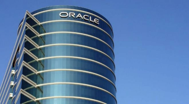 Oficinas de Oracle en Redwood City (California).