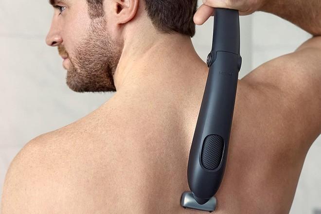 La afeitadora corporal masculina que triunfa en Amazon y ha acabado con el mito de que el hombre y el oso, cuanto más pelo más hermoso