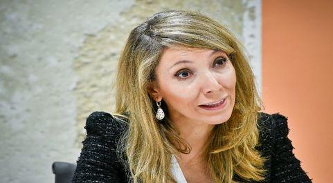 Irene Cano, directora de Facebook España. Foto: JMCadenas