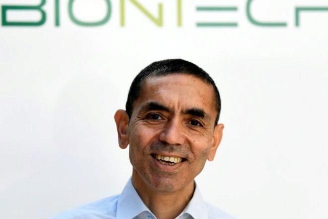 Ugur Sahin, fundado y presidente de BioNTech.