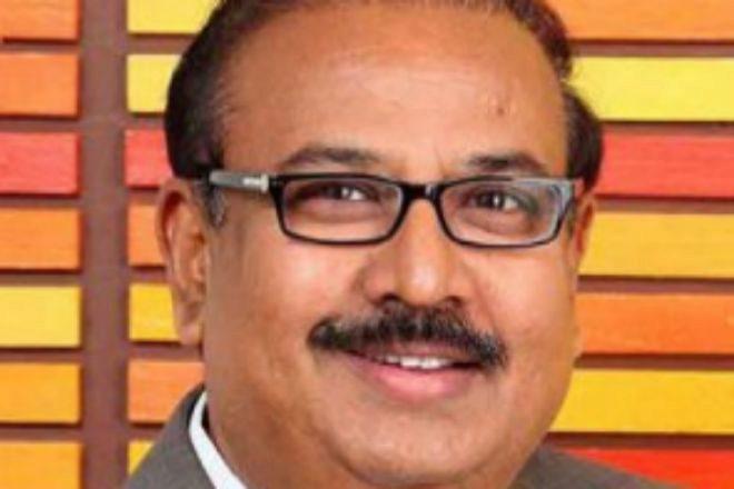 El científico Krishna Ella, fundador y presidente de Bharat Biotech.