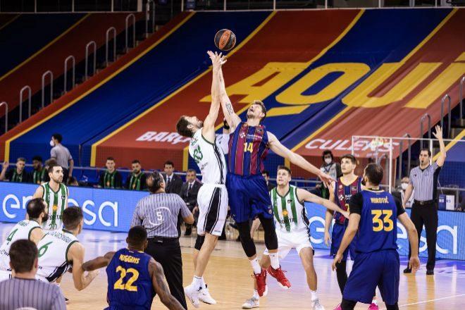 El 'caso Heurtel', difícil salida para el FC Barcelona