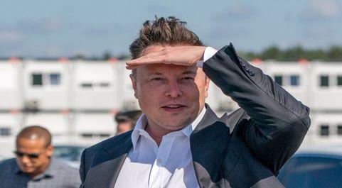 El CEO de Tesla Elon Musk.