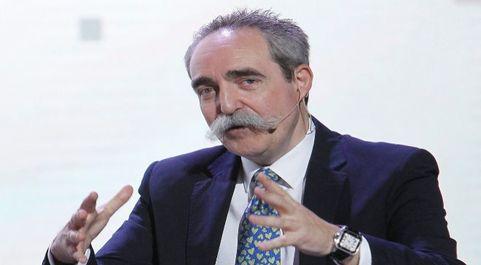 Juan Antonio Zufiria, vicepresidente del negocio Global Technology...