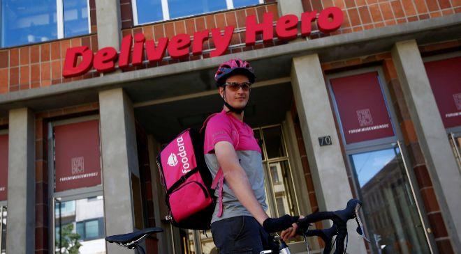 Delivery Hero, con sede en Berlín, es uno de los mayores grupos de...