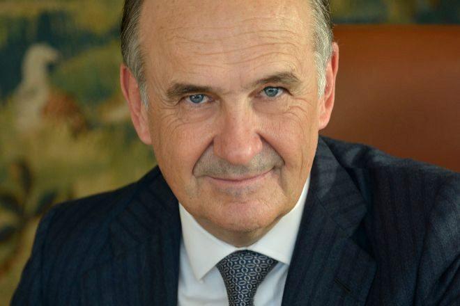 Juan Béjar, ex consejero delegado de FCC.