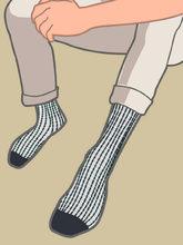 No obstante, esto no significa que el calcetín negro deba apoderarse...